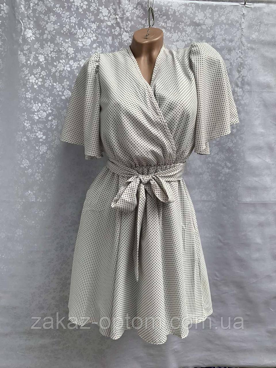 Платье женское Софт оптом (42-48) Украина-73301
