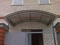 Фасадный козырек Хмельницкий