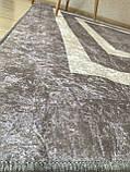 """Безкоштовна доставка!Турецький килим у спальню """"Silver"""" 100х200см., фото 5"""