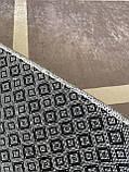 """Безкоштовна доставка!Турецький килим у спальню """"Silver"""" 100х200см., фото 6"""