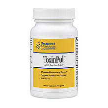 ToxinPul  - Researched Nutritionals Детокс Тяжелых металлов и токсинов. 90 капсул.