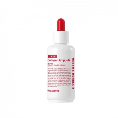 Сироватка для звуження пор Medi-Peel Red Lacto Collagen Ampoule 70 ml