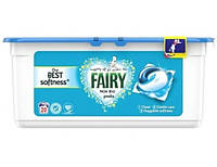 Капсули для прання дитячої білизни Fairy Non Bio pods, 20 шт.