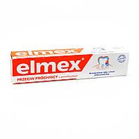 Зубна паста Elmex від карієсу, 75 мл
