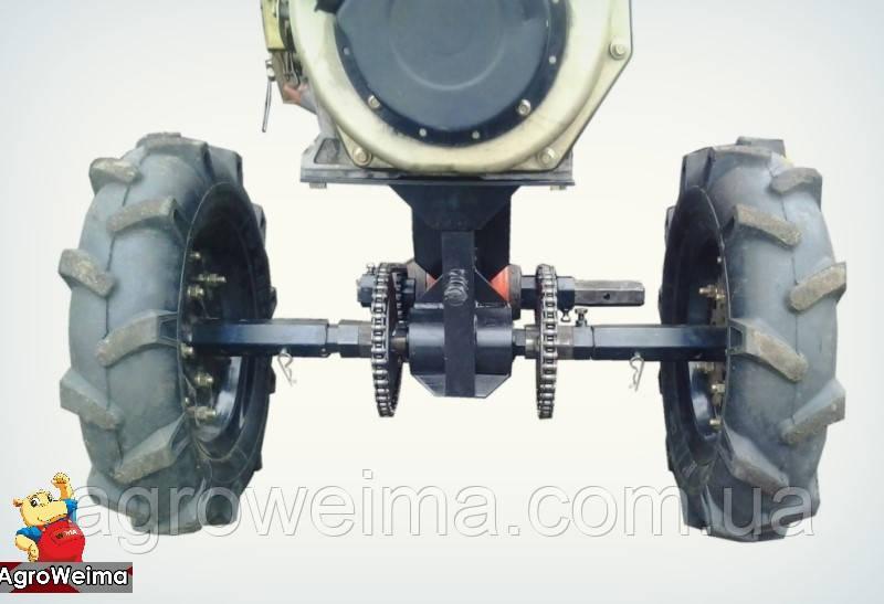 Ходоуменшитель Zirka-135