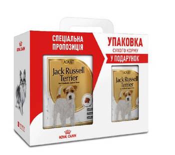 Сухой корм Royal Canin (Роял Канин) JACK RUSSEL Adult для собак породы джек рассел, 3 кг+0,5кг