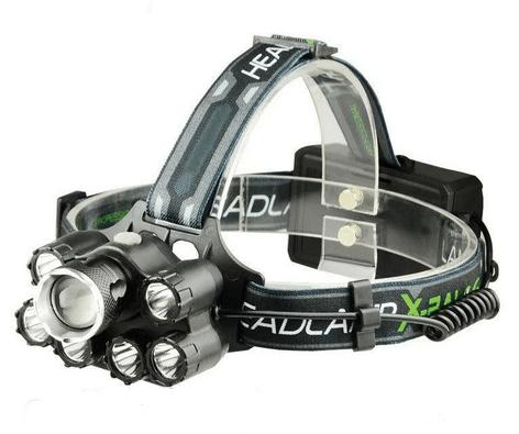Фонарик фонарь налобный Bailong BL-T78 T6, А463