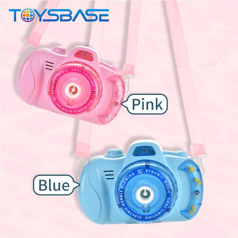 Дитячий фотоапарат для мильних бульбашок, генератор Bubble Camera
