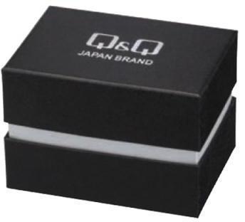 Коробка подарочная для часов  Q&Q QC146 Черная