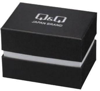 Коробка подарочная для часов  Q&Q QC146 Черная, фото 2