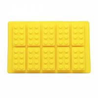 Форма силиконовая для льда и конфет Empire Лего (200395)