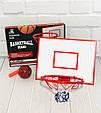 Баскетбольное кольцо со щитом арт. 0164, фото 2