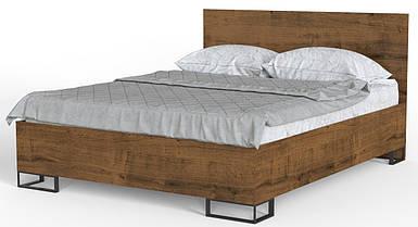 Кровать Ascet 120*200 см дуб саттер ТМ ARTinHEAD