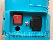 Акумуляторний обприскувач AL-FA Li-ion батарея : 16L, 12A.h, фото 3