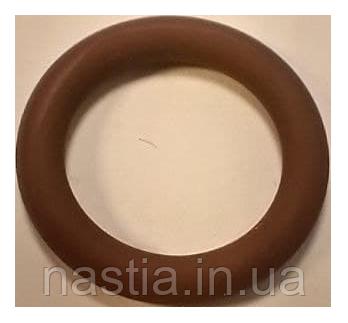 гумовий ущільнювач на змійовик коричнева V70 12,37*2,62