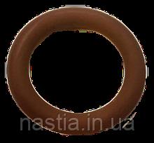 SR.000.060.037 (11000972) Гумовий ущільнювач(на змійовик, коричневі), OR 3050, Viton, Spinel