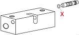 гумовий ущільнювач на змійовик коричнева V70 12,37*2,62, фото 2