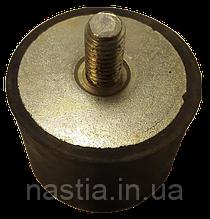 SR.000.062.002 Гумові ніжки(циліндричні), h=30mm, d=40mm, Spinel