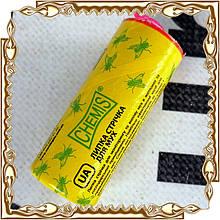 Липка стрічка для мух Chemis 100 шт./уп.