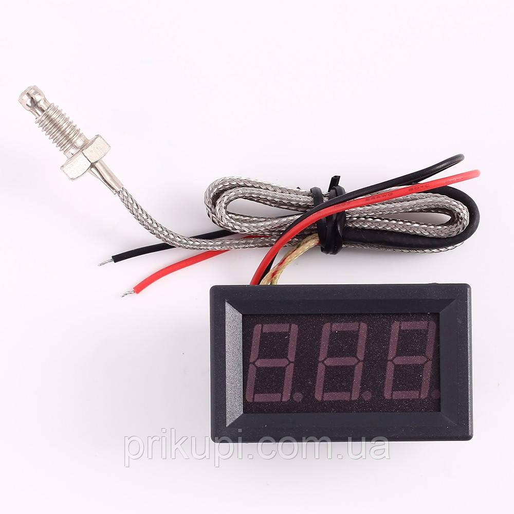 Цифровой термометр -60℃ ~ 999℃ - универсальный датчик температуры DC 4,0V- 28V высокотемпературный