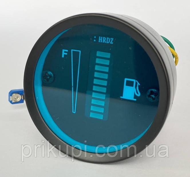 Електронний покажчик (індикатор) рівня палива універсальний