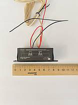 Цифровой датчик температуры -20℃ ~ 300℃ - выносной датчик и указатель температуры двигателя 12В (врезной), фото 2