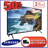 Samsung Smart TV 4K телевизор Android 9.0 Ultra HD, LЕD, IPTV, T2 42 дюйма WIFI Сборка Корея Самсунг Гарантия