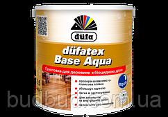 Грунтовка для древесины с биоцидным действием dufatex D400 Base Aqua 2.5 л