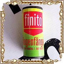Липка стрічка для мух Finito 100 шт./уп.