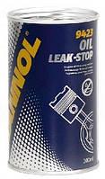 Автохимия Герметик системы смазки OIL Leak-Stop MANNOL 0.3L 9423