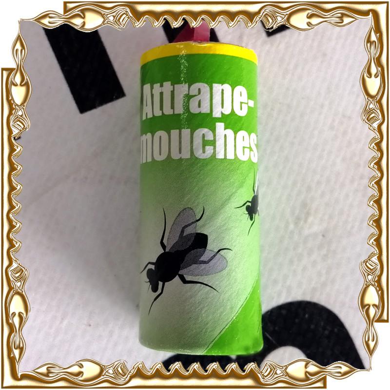 Липка стрічка для мух Attrape-mouches 100 шт./уп.