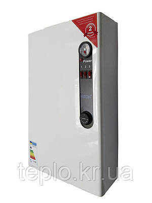 Електричний котел NEON PRO 12,0 кВт 380 В, модульний контактор