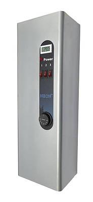 Електричний котел NEON WCS  4.5 кВт 220/380 В, модульний контактор