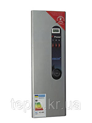 Електричний котел NEON WCS 15,0 кВт 380 В, модульний контактор