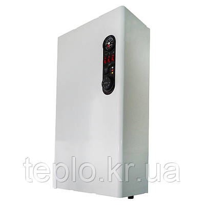 Електричний котел NEON DUOS 12 кВт 380 В, двоконтурний, семістор