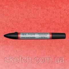 Маркер акварельный Winsor Watercolor Markers  № 098 Cadmium Red Deep Hue