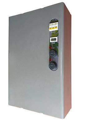 Електричний котел NEON WCSM/WH 12 кВт 380 В, двоконтурний, модульний контактор