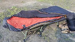 Спальный мешок-одеяло ширина 70 см весна лето осень