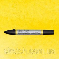 Маркер акварельный Winsor Watercolor Markers  № 109 Cadmium Yellow Hue