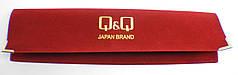 Коробка подарункова для годинника Q&Q QV002R чохол червоний
