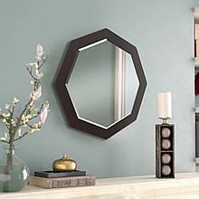 Восьмикутне дзеркало з фацетом ( кругле ) 600 мм