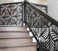 Ограждение для лестницы перила, фото 1
