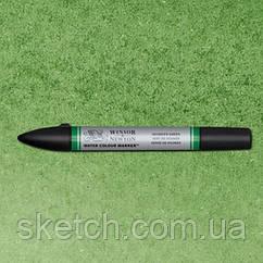 Маркер акварельный Winsor Watercolor Markers   № 311 Hooker's Green