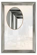Дзеркало в рамі для ванної (глянець)