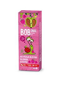 Конфеты Bob Snail натуральные яблочно-малиновые 30г