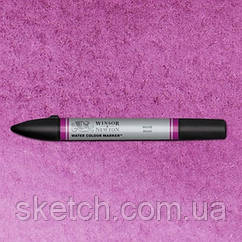 Маркер акварельный Winsor Watercolor Markers   № 398 Mauve