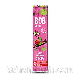 Конфеты Bob Snail натуральные яблочно-малиновые 14г