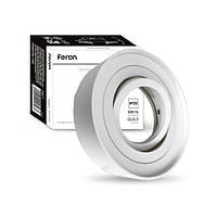 Встраиваемый поворотный светильник Feron ML344 белый
