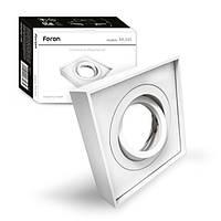 Встраиваемый поворотный светильник Feron ML345 белый