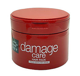 Маска восстанавливающая с молочной кислотой для поврежденных волос Mise En Scene Damage Care Hair Pack
